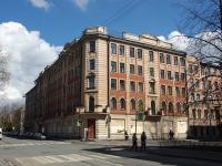 Адмиралтейский район, улица Витебская, дом 14. офисное здание