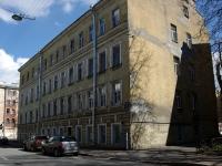 Адмиралтейский район, улица Витебская, дом 16. многоквартирный дом