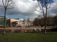 """Адмиралтейский район, улица Витебская. площадь """"Кулибина"""""""