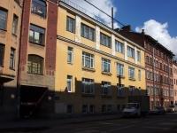 Адмиралтейский район, Дровяной переулок, дом 6 ЛИТ А. детский сад №48 присмотра и оздоровления