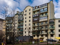 ,  , house 14 к.2. Apartment house