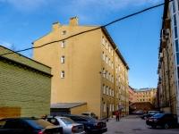 ,  , house 15 к.2 ЛИТ И. Apartment house