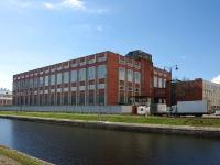 Адмиралтейский район, улица Перевозная, дом 5. офисное здание