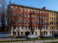 Адмиралтейский район, улица Перевозная, дом 7. многоквартирный дом