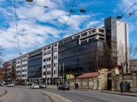 Адмиралтейский район, Старо-Петергофский проспект, дом 30 к.1. офисное здание Нарвские ворота