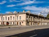 Адмиралтейский район, Старо-Петергофский проспект, дом 3-5. многоквартирный дом