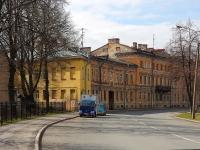 Адмиралтейский район, Старо-Петергофский проспект, дом 9А. многоквартирный дом