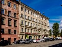 Адмиралтейский район, Старо-Петергофский проспект, дом 9Б. многоквартирный дом