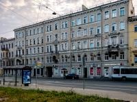 Адмиралтейский район, Старо-Петергофский проспект, дом 15. многоквартирный дом
