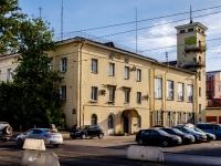 Адмиралтейский район, Старо-Петергофский проспект, дом 24. офисное здание