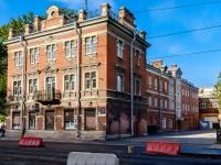Адмиралтейский район, Старо-Петергофский проспект, дом 27. офисное здание