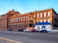 Адмиралтейский район, улица Набережная Обводного канала, дом 76А. офисное здание Проходная, КПП