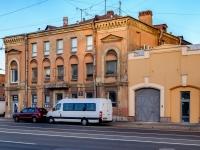 Адмиралтейский район, улица Набережная Обводного канала, дом 80. офисное здание