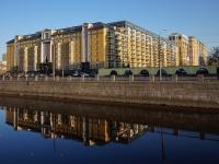Адмиралтейский район, Набережная Обводного канала ул, дом108