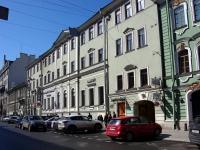 Адмиралтейский район, улица Большая Морская, дом 31. многоквартирный дом