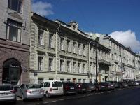 Адмиралтейский район, улица Большая Морская, дом 33. библиотека