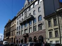 Адмиралтейский район, улица Большая Морская, дом 35. многофункциональное здание