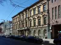 Адмиралтейский район, улица Большая Морская, дом 43. многофункциональное здание