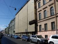 Адмиралтейский район, улица Большая Морская, дом 51. здание на реконструкции