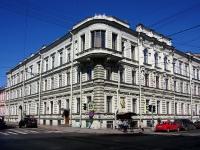 Адмиралтейский район, улица Большая Морская, дом 53. многоквартирный дом