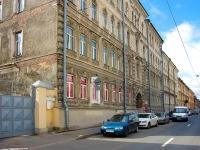 Адмиралтейский район, улица Якубовича, дом 18. общежитие