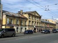 Адмиралтейский район, Загородный проспект, дом 37. многоквартирный дом