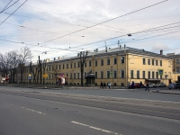 Адмиралтейский район, Загородный проспект, дом 48. поликлиника №28