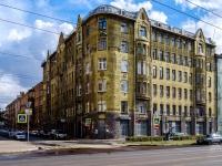 Адмиралтейский район, Загородный проспект, дом 66. многоквартирный дом