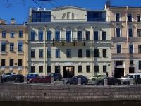 Адмиралтейский район, улица Набережная Адмиралтейского канала, дом 29. многоквартирный дом