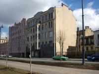 Адмиралтейский район, улица Набережная реки Пряжки, дом 40. многоквартирный дом