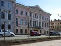 Адмиралтейский район, улица Набережная реки Пряжки, дом 50. многоквартирный дом
