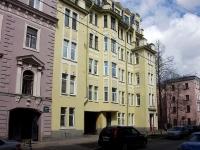 Адмиралтейский район, улица Канонерская, дом 3. многоквартирный дом