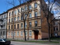 Адмиралтейский район, улица Канонерская, дом 7-9. многоквартирный дом