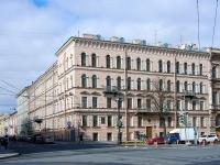 Адмиралтейский район, улица Почтамтская, дом 1. многоквартирный дом