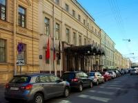 Адмиралтейский район, улица Почтамтская, дом 4. гостиница (отель) Renaissance St.Petersburg baltic hotel