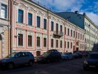 Адмиралтейский район, улица Почтамтская, дом 5. офисное здание
