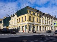 Адмиралтейский район, улица Почтамтская, дом 9. офисное здание