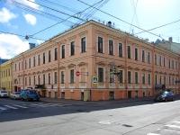 Адмиралтейский район, улица Почтамтская, дом 12. многоквартирный дом