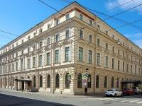 Адмиралтейский район, улица Почтамтская, дом 14. музей Государственный музей истории религии