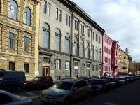 Адмиралтейский район, улица Почтамтская, дом 15. офисное здание