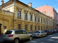 Адмиралтейский район, улица Почтамтская, дом 18. офисное здание