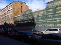 Адмиралтейский район, улица Почтамтская, дом 19-21. здание на реконструкции