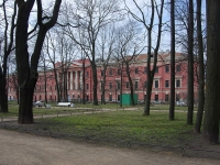 Адмиралтейский район, Лазаретный переулок, дом 2. музей Военно-медицинский музей