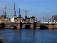 Адмиралтейский район, мост