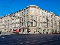 Адмиралтейский район, улица 1-я Красноармейская, дом 1. офисное здание