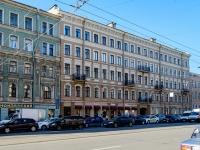 Адмиралтейский район, улица 1-я Красноармейская, дом 4. многоквартирный дом
