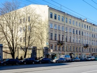 Адмиралтейский район, улица 1-я Красноармейская, дом 8-10. многоквартирный дом