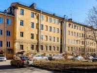 Адмиралтейский район, улица 1-я Красноармейская, дом 22. многоквартирный дом