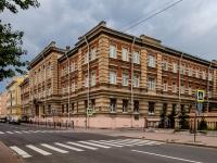 Адмиралтейский район, улица 8-я Красноармейская, дом 3. гимназия №272 с углубленным изучением иностранных языков