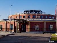 Адмиралтейский район, Библиотечный переулок, дом 4 к.2. музей Музей железных дорог России